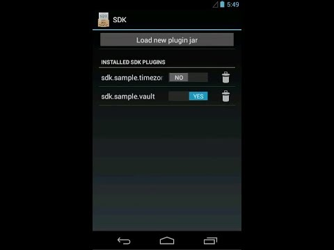 Video of DuoFM SDK Plugin Loader