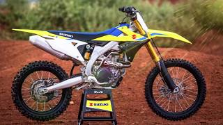 8. 2018 RM Z450 Official Promotional video