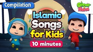 Video Islamic Cartoons for Kids | Compilation | Loving Orphans and more | Omar & Hana MP3, 3GP, MP4, WEBM, AVI, FLV Januari 2019