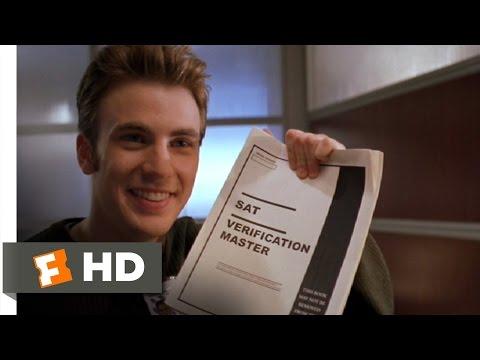 The Perfect Score (3/8) Movie CLIP - Copy It (2004) HD