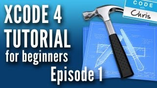 XCode 4 Tutorial For Beginners - Episode 1 [XCode 4.6]