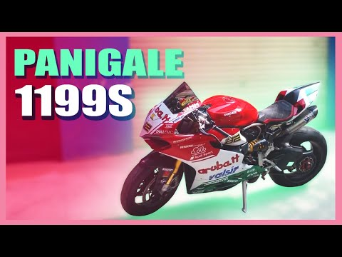 PKL - Trải nghiệm nhanh Ducati Panigale 1199S (The Ducati Panigale 1199S quick review) - Thời lượng: 14:12.