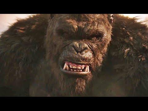 GODZILLA VS KONG   Trailer deutsch german [HD]