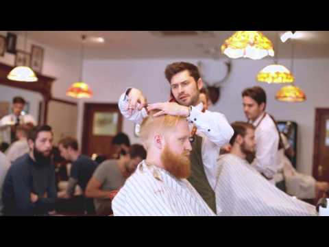 Savills Barbers - 'A Day In The Life'