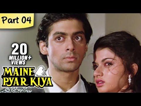 Maine Pyar Kiya Full Movie HD | (Part 4/13) | Salman Khan | Superhit Romantic Hindi Movies