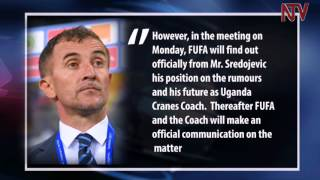Uganda head coach Milutin 'Micho' Sredojevic is set to step down from his role at the helm of the national football team the Cranes in the next 24 hours.  The Serbian tactician, who has been in charge of the Cranes since May 2013, has been considering the option for sometime now amidst offers from across the continent and the world. He cites unpaid salary for close to six months as his reason to throw in the towel.Subscribe to Our ChannelFor more news visit http://www.ntv.co.ugFollow us on Twitter http://www.twitter.com/ntvugandaLike our Facebook page http://www.facebook.com/NTVUganda