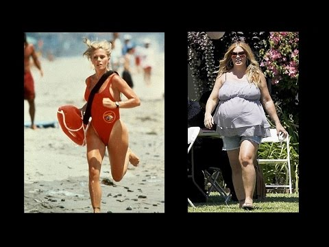 Famous Stars of Baywatch then and now 2016