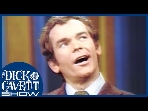 Dean Jones On 'The Love Bug' and Getting Amnesia | The Dick Cavett Show
