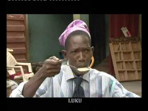 Booda Ode (Very Funny 9ja Movie) - 1 of 4