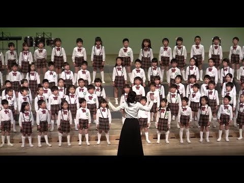 布佐台幼稚園 合唱5歳児「ふるさと」