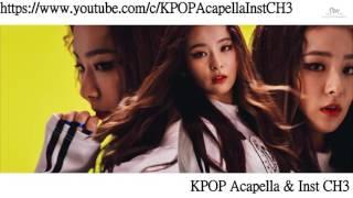 Download Lagu [Acapella] Red Velvet (레드벨벳) - Dumb Dumb [Main Vocal Ver.2] (Official Chorus Removed) Mp3