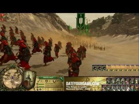 The Kings' Crusade (CD-Key, Steam, Region Free) Gameplay