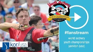 Yankton (SD) United States  city pictures gallery : #FanStream: Korea v USA – Recurve Junior Men's Team Gold Final | Yankton 2015