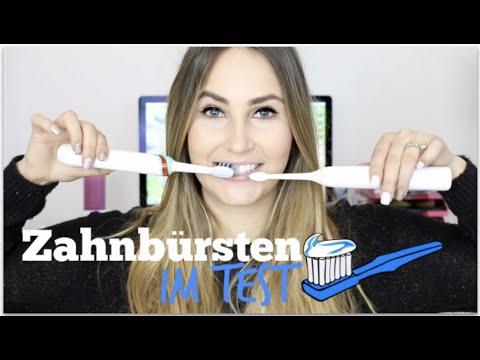 Produkttest mit Niki - Oral B vs. Sonicare elektrische Zahnbürste ►► notebooksbilliger.de