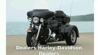 4. 2010 Harley-Davidson Trike Tri Glide Ultra Classic - Details and Transmission