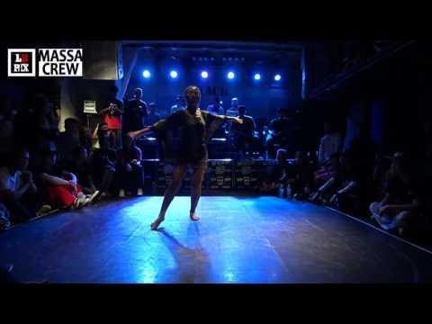 [JUDGE] JINI @ SWAY ON THE BEAT Vol.2 Freestyle 1vs1 Battle | LB-PIX