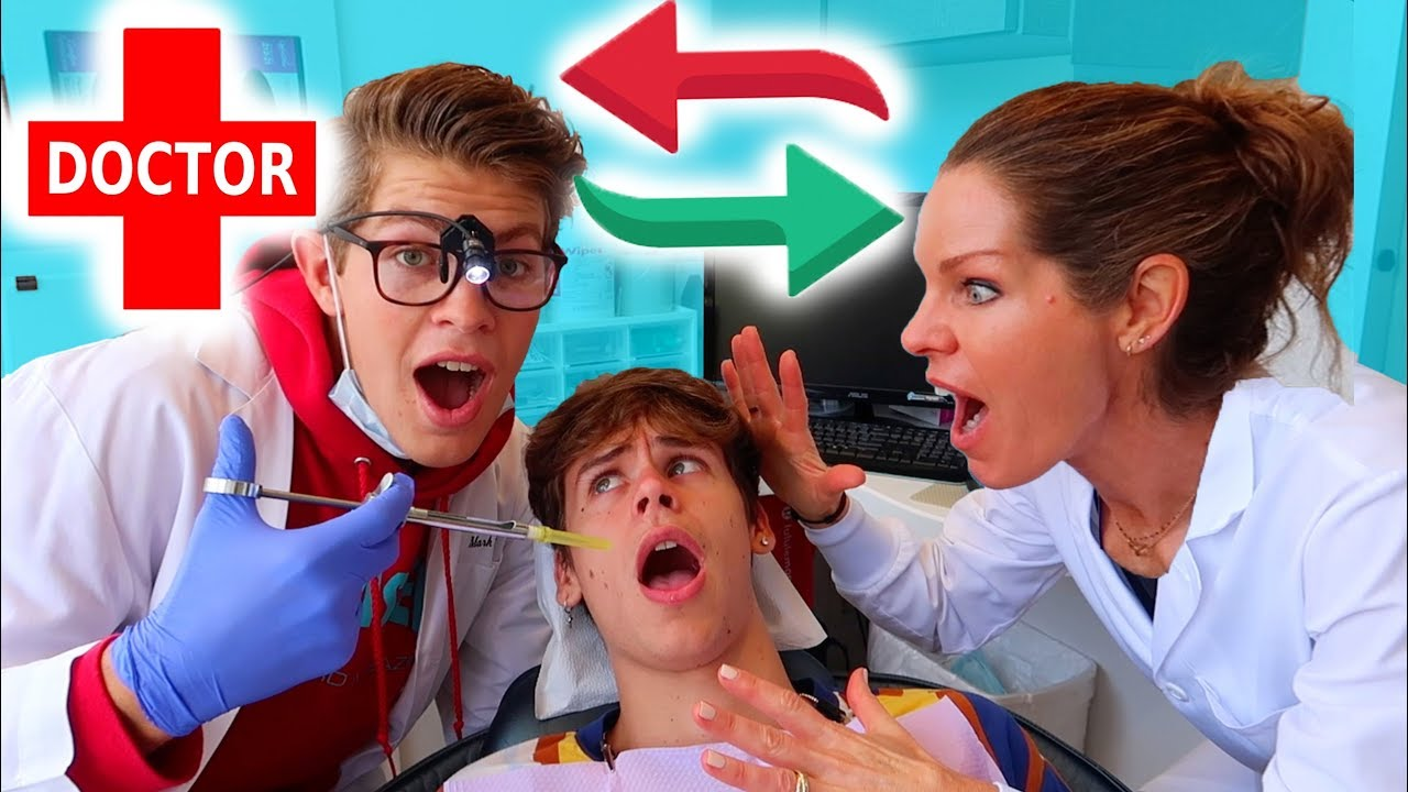 SWITCHING LIVES WITH MY MOM FOR 24 HOURS! (fail) - YouTube