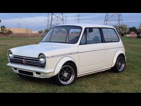 VFR800-Powered, RWD 1972 Honda N600 - One Take