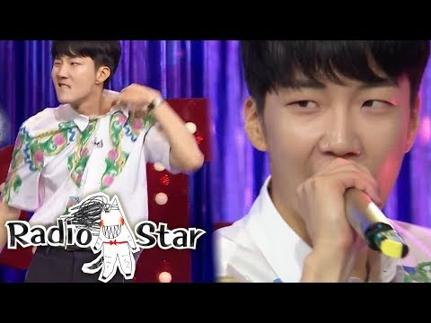 """Bang Bang Bang"" Sung By Lee Seung Hoon (Winner) [Radio Star Ep 572]"