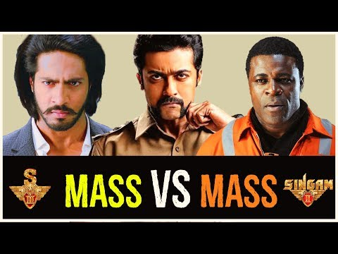 Mass Scenes Of Singam 2 & Singam 3 | Tamil Latest Scenes | Tamil Movies 2016