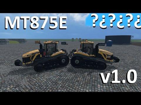 Challenger MT875E v1.1