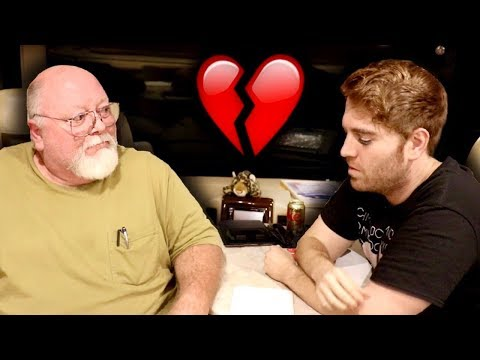 CONFRONTING MY DAD
