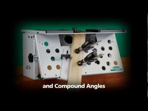 Leigh Super FMT Frame Mortise and Tenon Jig