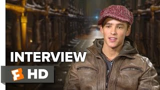 Gods of Egypt Interview - Brenton Thwaites (2016) - Movie HD