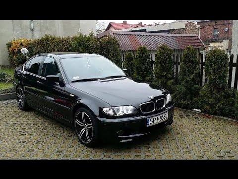 My BMW E46 320d 180ps presentation