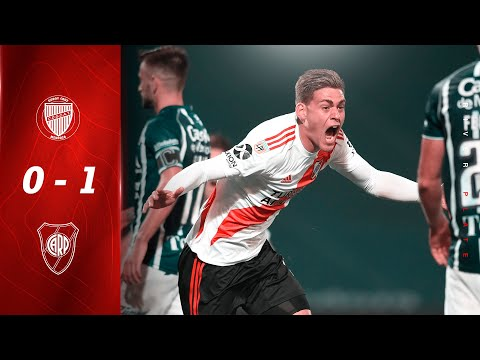 Godoy Cruz 0 - River 1 [RESUMEN COMPLETO]