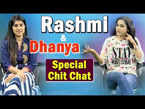 Special Chit Chat With Rashmi and Dhanya Balakrishna || Thanu Vachenanta