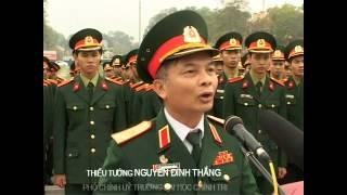 Trường Đại học Chính trị tổ chức lễ tuyên thệ