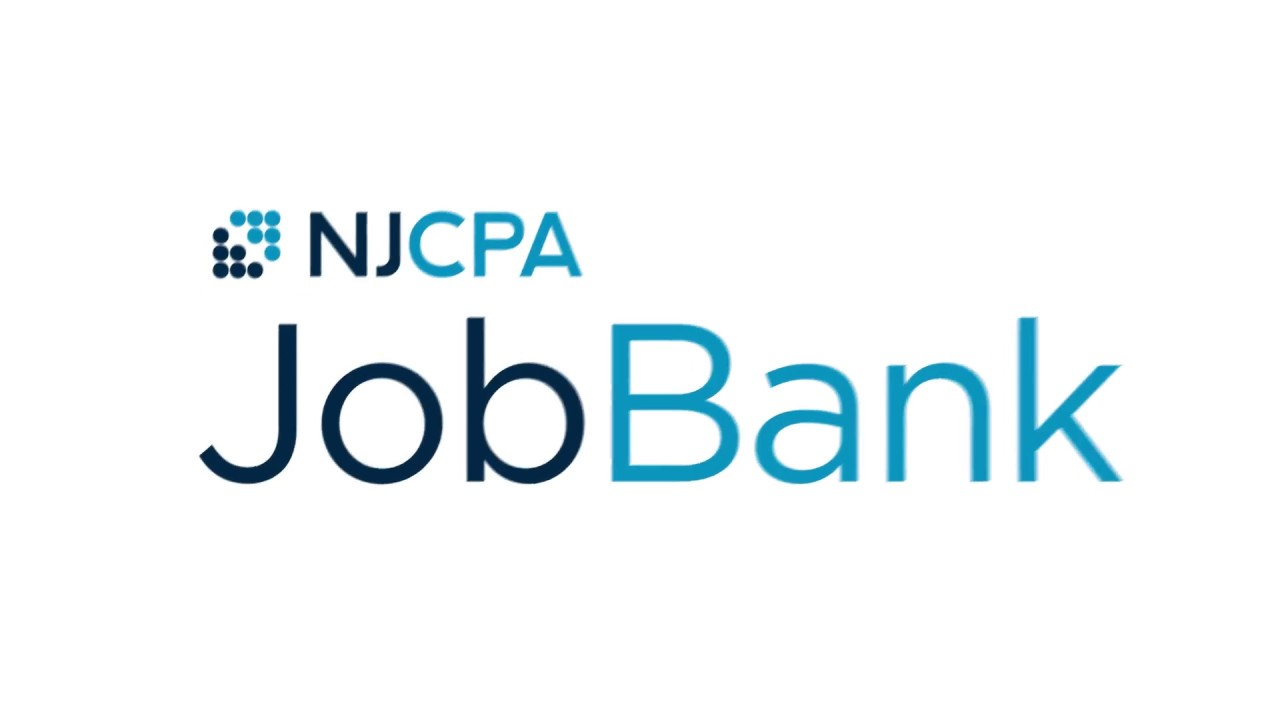 Job Bank | NJCPA Member Benefit