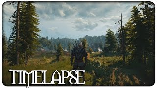 THE WITCHER 3: Timelapse (Ultra Settings) [1080p|60FPS]