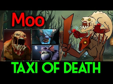 Moo DOTA2 Patch 7.02 [Lifestealer] Taxi Of DEATH