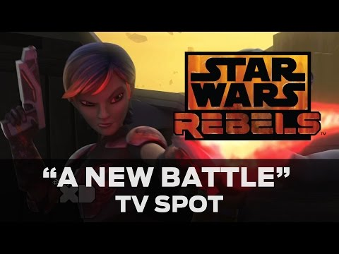 Star Wars Rebels (Promo 'A New Battle')