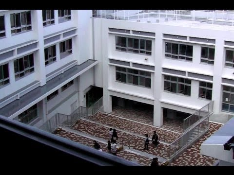 Dairiyanagi Elementary School 北九州市立大里柳小学校新校舎見学会