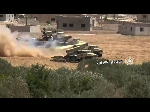 Σφίγγει ο κλοιός για τους τζιχαντιστές στη Συρία