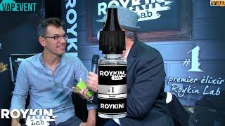 Roykin se lâche avec le Roykin-Lab !