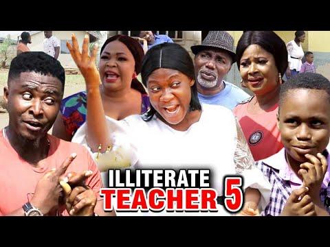 ILLITERATE TEACHER SEASON 5 - Mercy Johnson 2020 Latest Nigerian Nollywood Movie Full HD