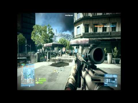 [YouTube] Ein Gaming-Ultrabook? Battlefield 3 auf dem Asus UX32VD
