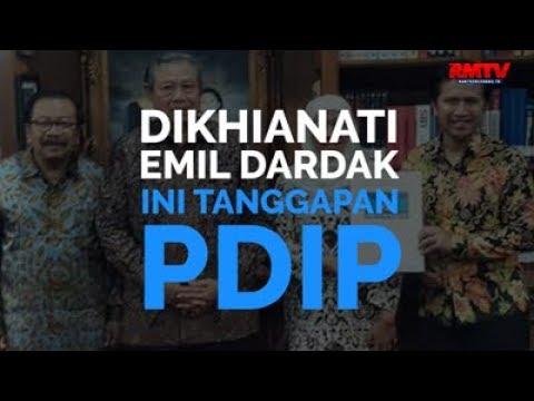 Dikhianati Emil Dardak, Ini Tanggapan PDIP