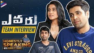 Evaru Movie Team Honest Interview   Honestly Speaking With Journalist Prabhu   Adivi Sesh   Regina