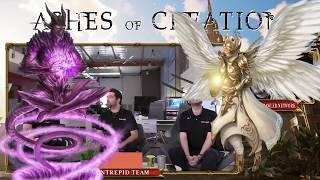 Видео к игре Ashes of Creation из публикации: Решение проблемы зергов, фригольды и гильдии в Ashes of Creation