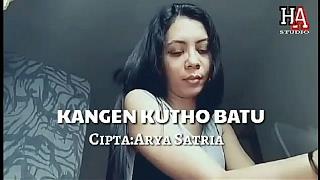 KANGEN KUTHO BATU cover ARYA SATRIA Video