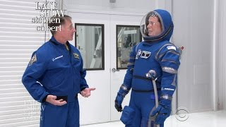 Video Stephen Visits NASA To Begin His Astronaut Training MP3, 3GP, MP4, WEBM, AVI, FLV Oktober 2018