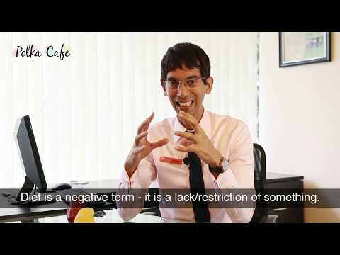 What is the Atkins diet all about? (Polka Cafe Nutrition Expert - Ryan Fernando)
