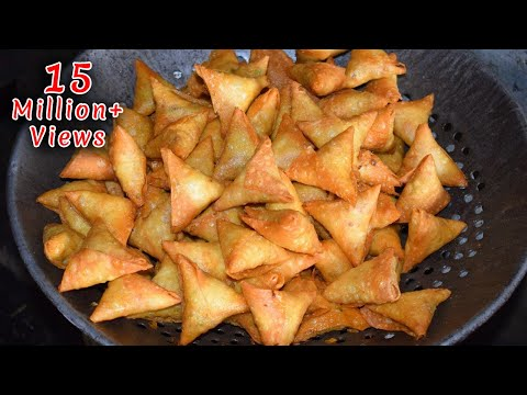 How to Make Somosa సమోసా