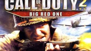 image of CGRundertow CALL OF DUTY 2: BIG RED ONE for PlayStation 2 Video Game Review