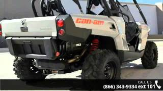 10. 2016 Can-Am Commander 800R  - RideNow Powersports Peoria ...